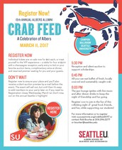 15th Annual Albers Crab Feed