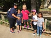 1st Grade Zoo Field Trip
