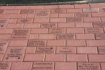 Buy a Brick Campaign.