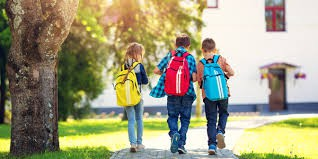 Preparing your child for walking or biking to school: