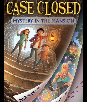 Mystery in the Mansion