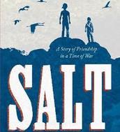 Salt by Helen Frost