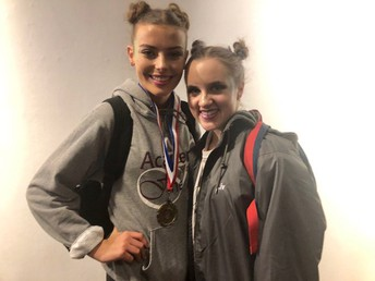 AFA Dancers Selected as All State Dancers