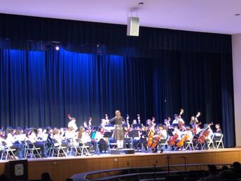 Grade 7 & 8 Orchestra
