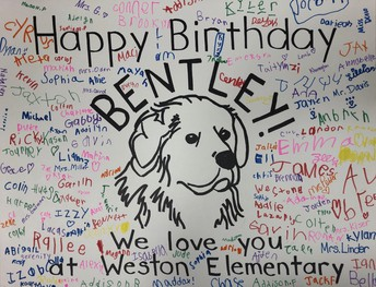 Weston Love Bentley!