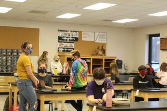 8th Grade Field Trip to AIT