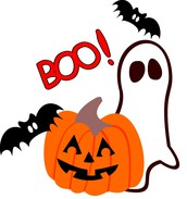 Halloween Parade, Tuesday, 10/31 at 1:15 p.m.