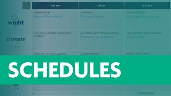 Cohort Schedules