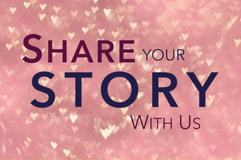 Share your story and inspire others!