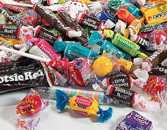 Bags of Individually Wrapped Candy Needed!