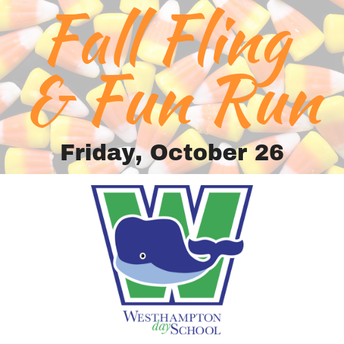 Fall Fling & Fun Run [Friday, October 26th from 4:00 - 7:00 PM]