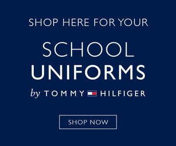 10% off all Hilfiger Uniforms during the week of June 24-30th and free ground shipping