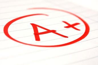 Grades - Keep Them Up!