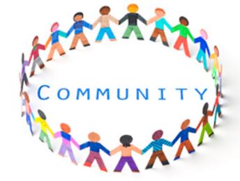 A PRAYER FOR COMMUNITY