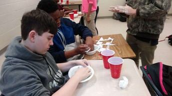 Bartholomew and the Oobleck-Science Experiment