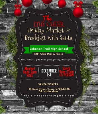 LTHS Cheer Holiday Market