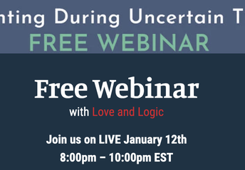 Free Live Parenting Session from Love and Logic
