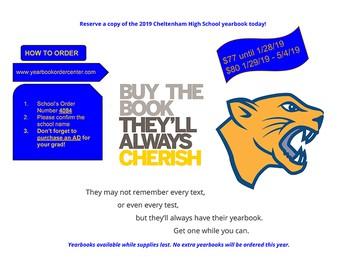 CHS Yearbooks