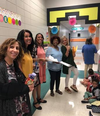 PreK and Kindergarten 1/2 Days!