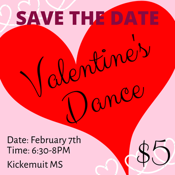 20. Save the Date | Valentine's Dance