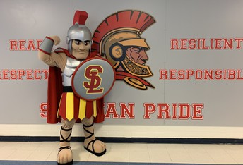 Sparty, our Mascot