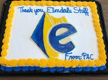 Thank you Elmdale Parent Council