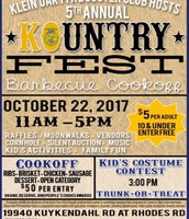 5th Annual Country Fest!