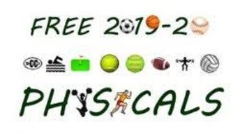 FREE PHYSICALS OFFERED