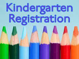 Register for Kindergarten or First Grade!