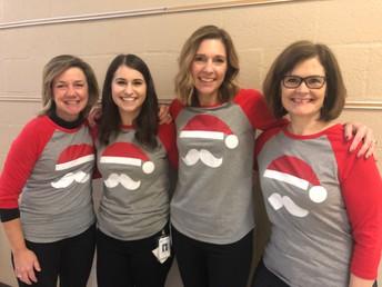 """Kindergarten Teachers are """"Twinning""""!"""