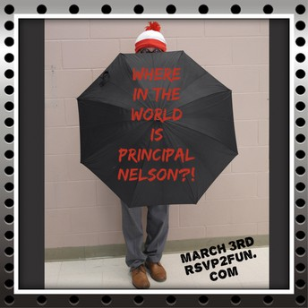 Where in the World is Principal Nelson?