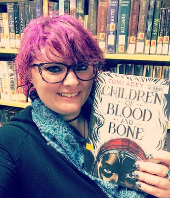 Chazlyn's Pick: Children of Blood and Bone