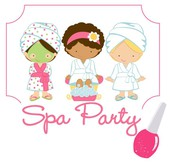 DBE Girls Spa Party!