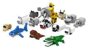 Lego Masters Building Challenge:  BUILD A CREATURE