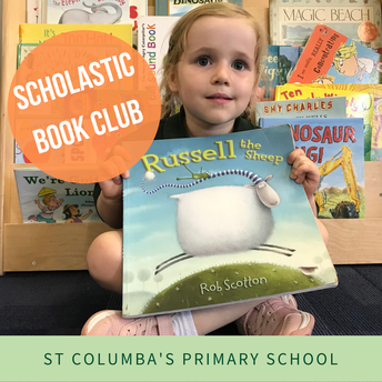 Scholastic Book Club - Orders Due 17 June
