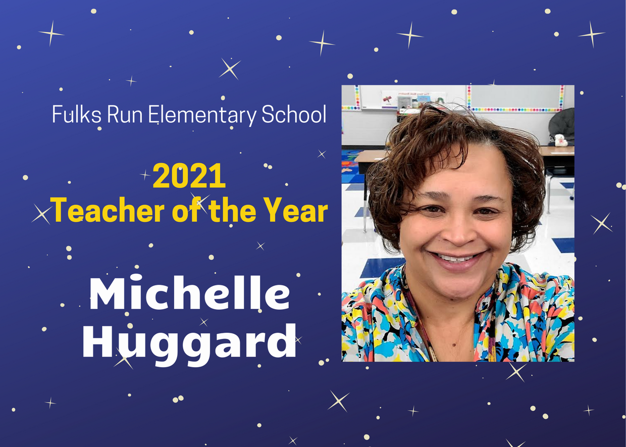Picture of Michelle Huggard FRES 2021 Teacher of the Year