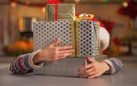 Secret Present Corner,  Thursday 20th December