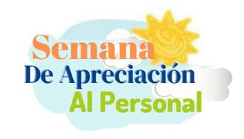 Semana de Agradecimiento al Personal