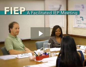 Facilitated IEP Meetings