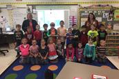 Mrs. Quiat's and Mrs. Craig's Class