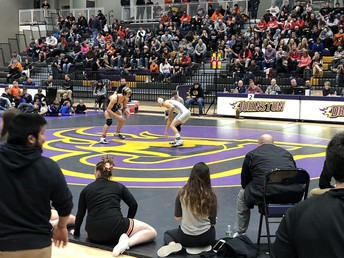 UHS wrestlers, Friedrichsen and Towers, qualify for state tournament! State tournament information for students included as well.