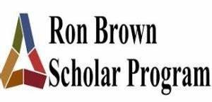Ron Brown Scholarship 01/04/21