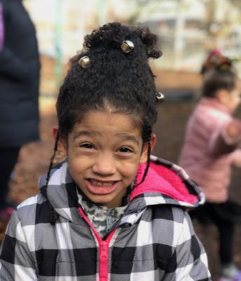 Amayra-Kindergarten Student
