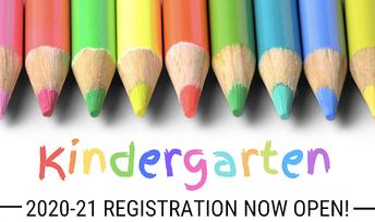 Kindergarten Online Registration