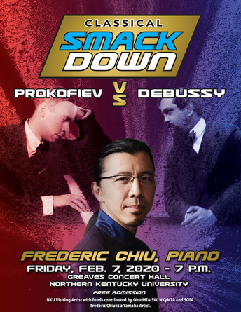 Frederic Chiu Bringing the (Classical) Smackdown