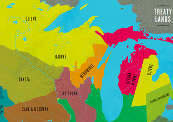 The Ways: Stories on Culture and Language from Native Communities Around the Central Great Lakes