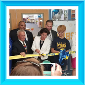 Governor Riamondo Officially Opens our PTECH Program at NPHS