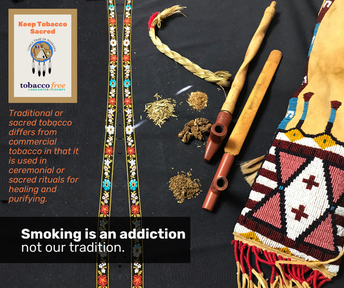 Traditional Tobacco has Many Uses