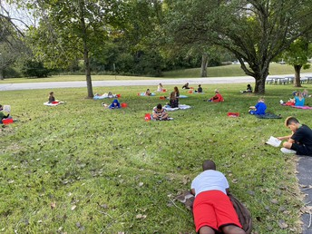Outdoor Classroom Space