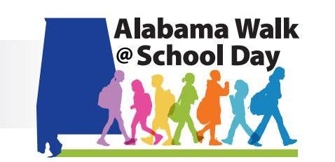 Alabama Walk at School Day